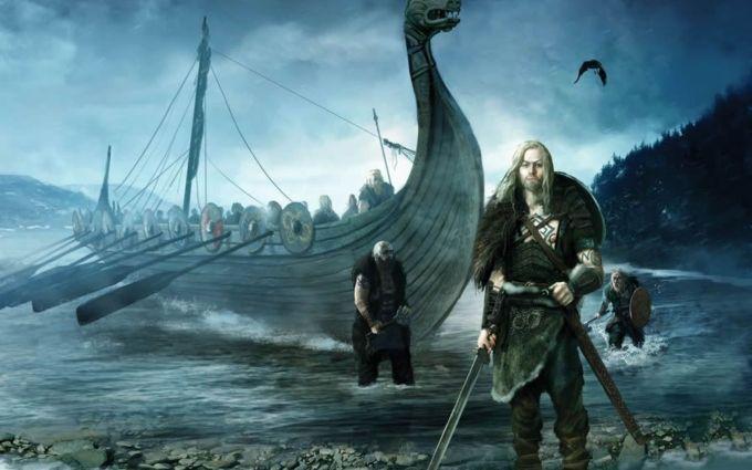 Viking dan peradaban Islam